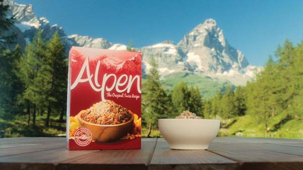 how to make alpen cereal