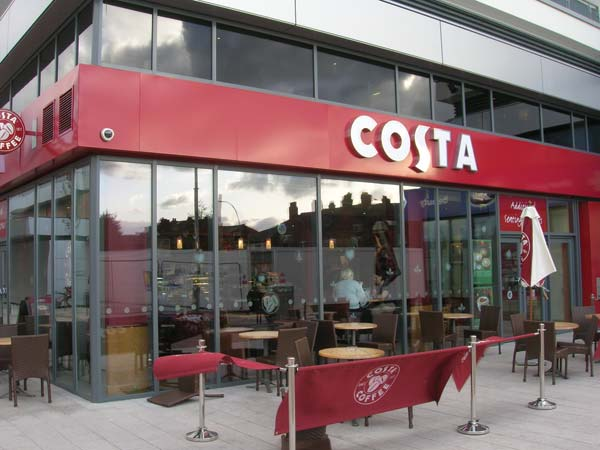 Costa Coffee Franchise Owner Selects Future Proof Epos