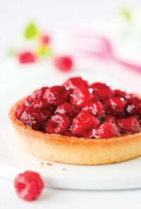 raspberry-tartlet