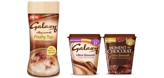 galaxy chocolate varieties