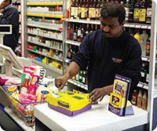 PayPoint retail services   Grocery Trader