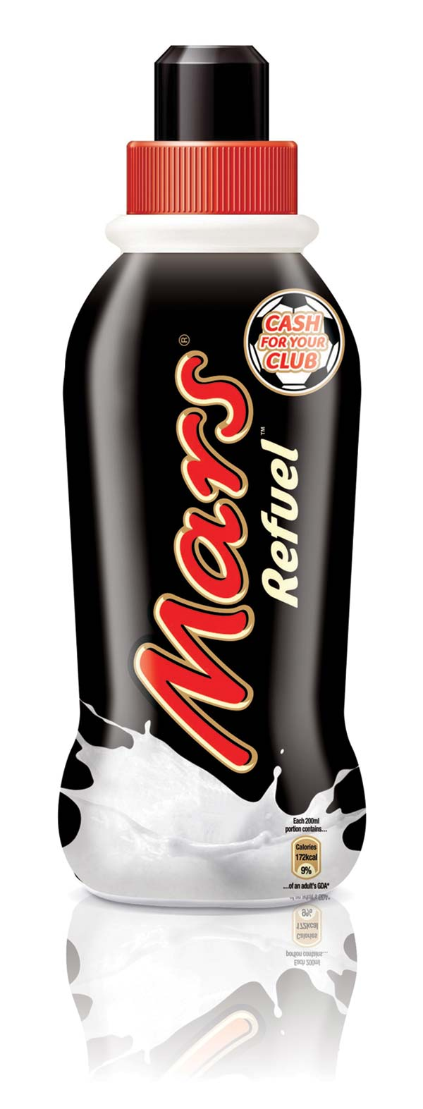 Mars reveals new packs for refuel as popular sports