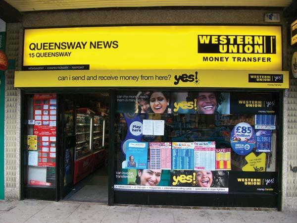 Western union u2013 rajiv garodia regional vp talks to the grocery
