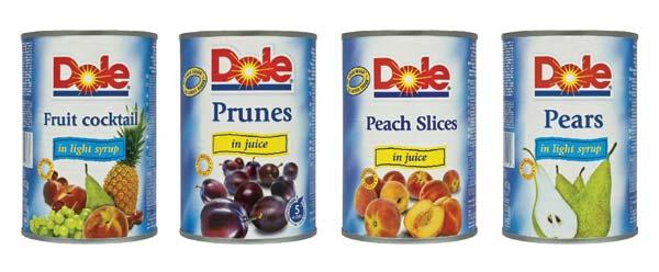 prune fruit is dole fruit cups healthy