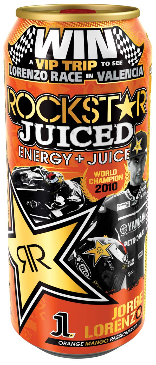 Live life in the fast lane with Rockstar | Grocery Trader