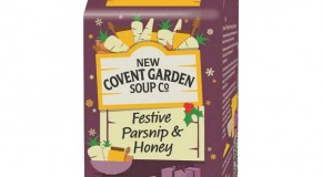 Soup of the Month spreads festive cheer