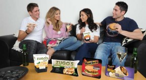 Big night in consumers turn to hot snacking products