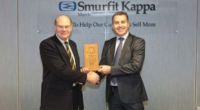 FSC® recognise Smurfit Kappa for its commitment to raising awareness of responsible forestry