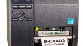 New TOSHIBA TEC – Direct Thermal B-EX4-D2 Auto ID Printer delivers Exceptional Performance and Value