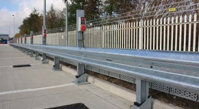 Berry Systems install safety barriers at new Co-op RDC