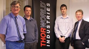 Management team become shareholders to bolster Thorworld success