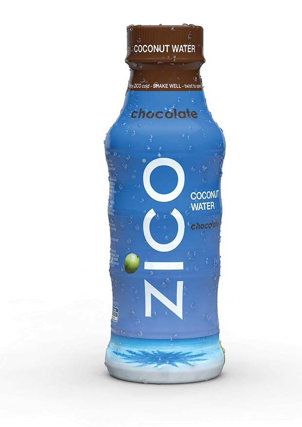 ZICO Coconut Water launches new Chocolate product 9ooml ...