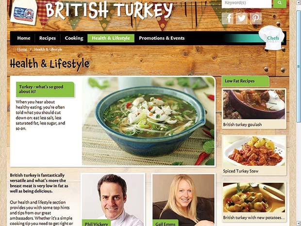 British-Turkey-website