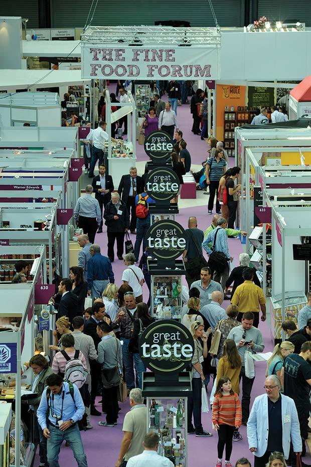 Speciality-&-Fine-Food-Fair-busy-aisles
