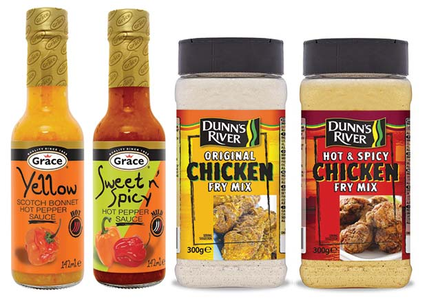 Grace-Hot-Pepper-Sauce-&-Dunn's-River-Coatings