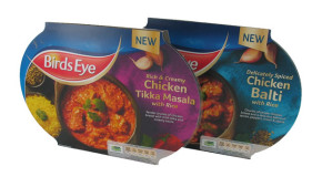 Birds Eye announces two new products – Chicken Balti and Chicken Tikka Masala
