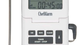 ETI introduce the first commercial quality probe-style cooking alarm thermometer