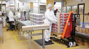 Toyota launches new BT High Lifter Hand Pallet Trucks
