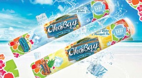Ice, Ice, Baby – Introducing OkoBay the first all natural coconut water ice, made with baby coconuts