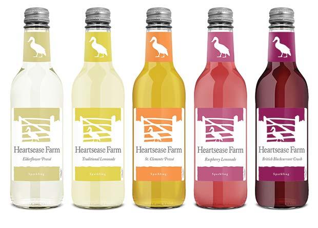 heartsease-glass-bottles