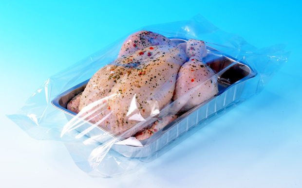 clear oven bag chicken