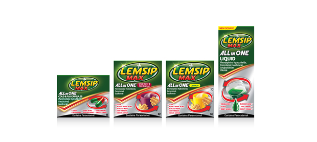Lemsip Max All in One