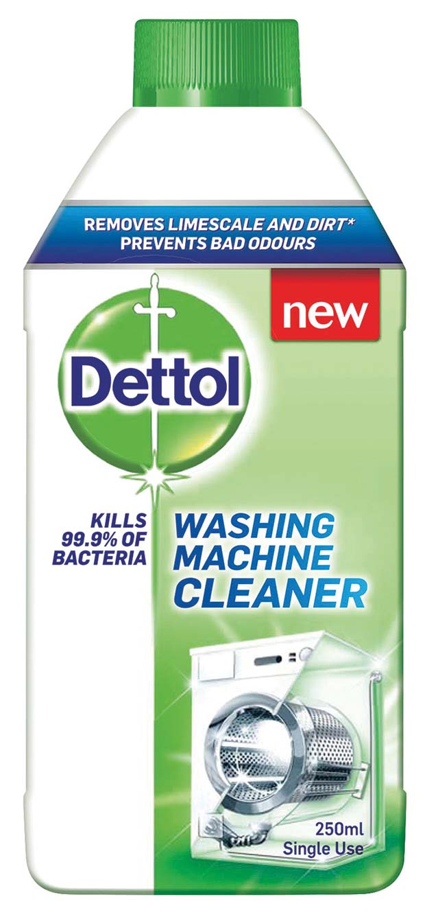 cleaning washing machine with