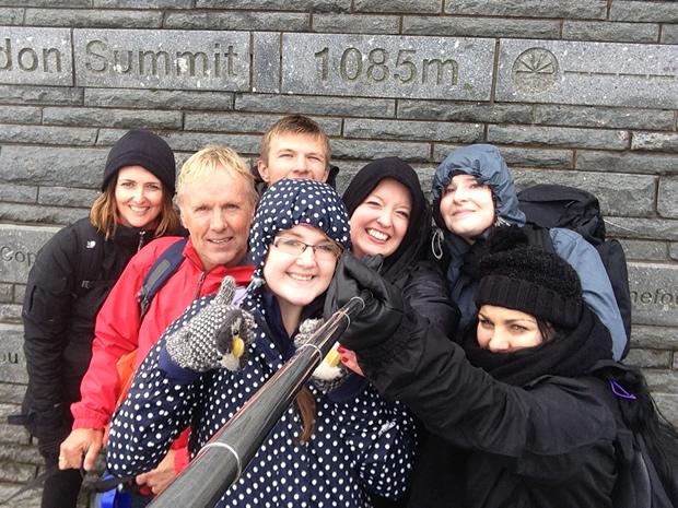 Snowdon summit[2]