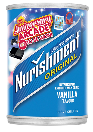 Nurishment 35th ARCADE - VANILLA