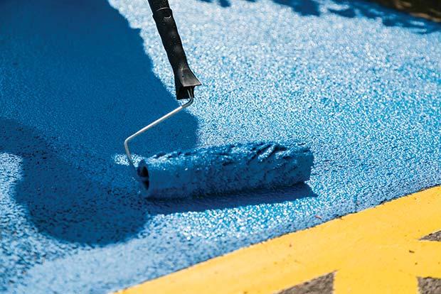 ant-slip-paint