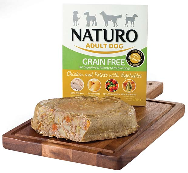 Spring Natural Dog Food Review