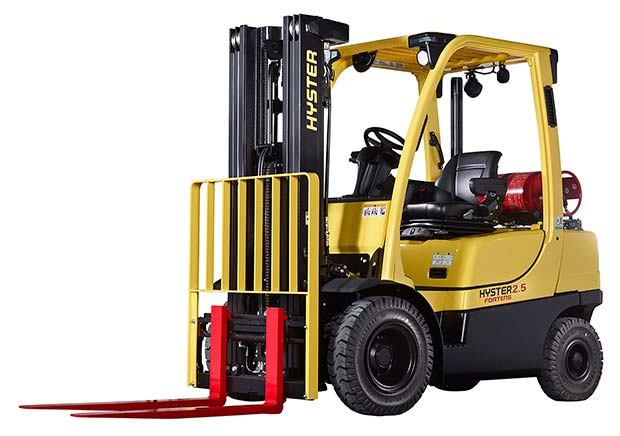 Hyster S New Fortens Forklifts Grocery Trader
