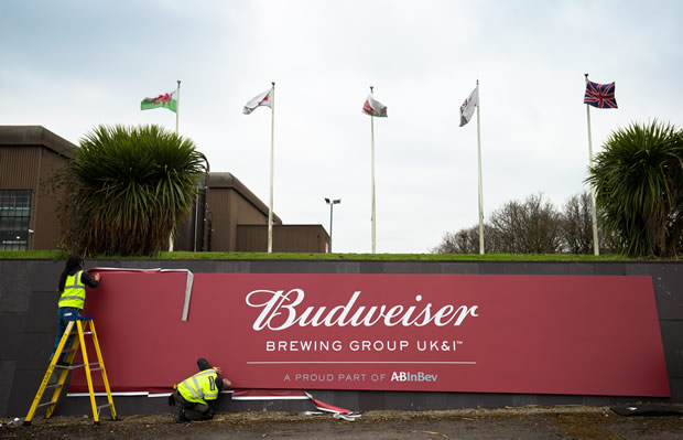 Budweiser brewing company ipo