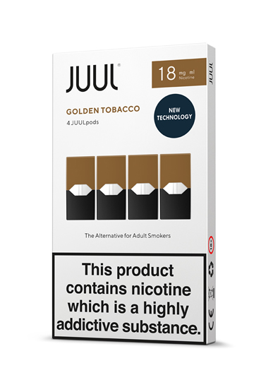 The New JUULpods Use A Cotton Wick Rather Than Silica Providing More Satisfying Vapour Experience 18mg Ml JUULpod Contains Same
