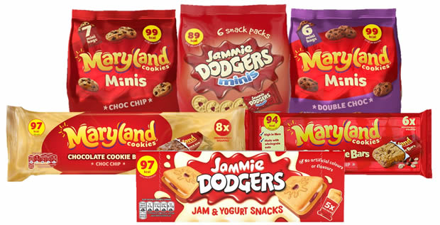 Burtons Biscuit Company Launches Under 100 Cal Club